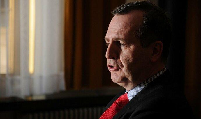 Tomáš Zima byl opět zvolen rektorem Univerzity Karlovy