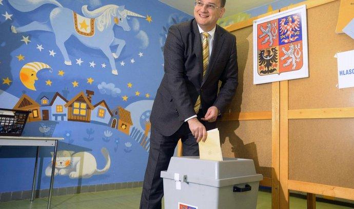 Nečas: Výsledek ODS bude velmi záviset na volební účasti