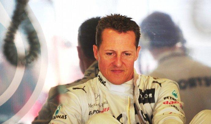 Schumacher po sezóně odejde z formule 1