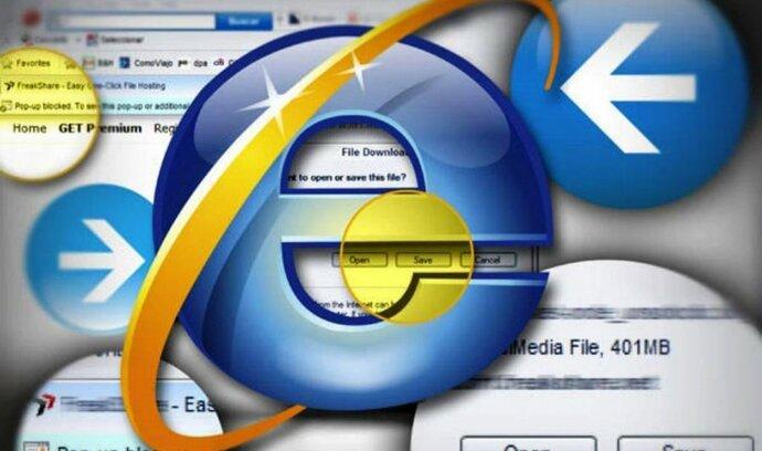 Microsoftu hrozí mnohamiliardová pokuta kvůli Exploreru
