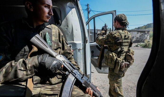 Vzbouřenci z východu Ukrajiny chtějí zvláštní status
