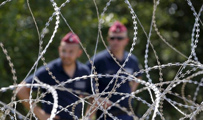 Plot do Španělska se pokusilo překonat 1100 Afričanů, zranili pohraničníky