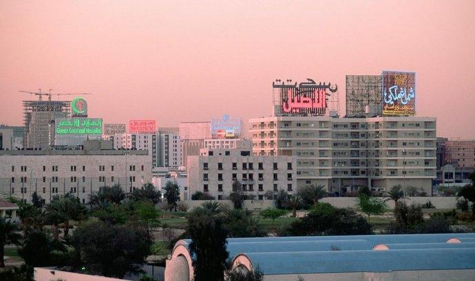 Burza v Rijádu se otevírá cizině