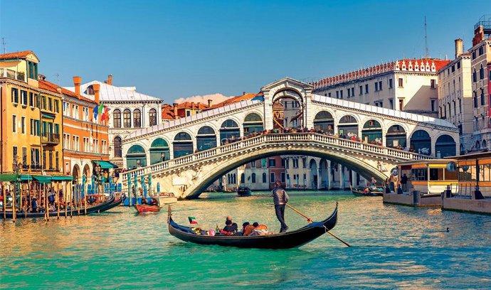 Benátský labyrint