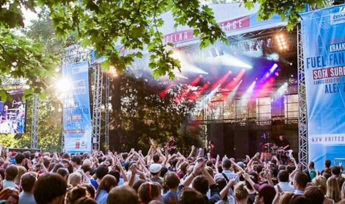 Festivaly čelí rostoucím nákladům