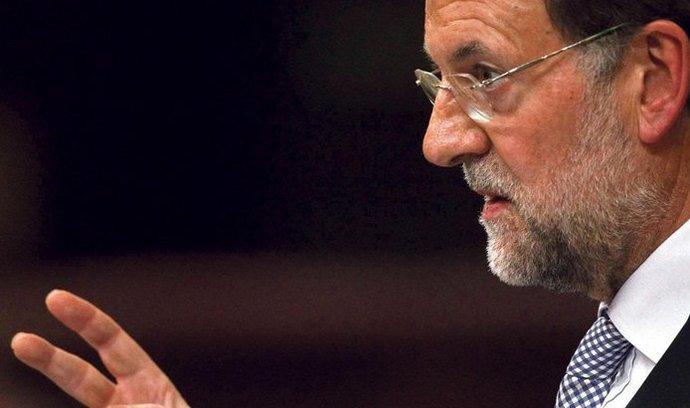 Španělský premiér nabídl Kataláncům dialog, ale v rámci zákona