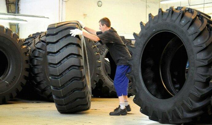 Mitas bude v USA vyrábět i pneumatiky pro ruská pole