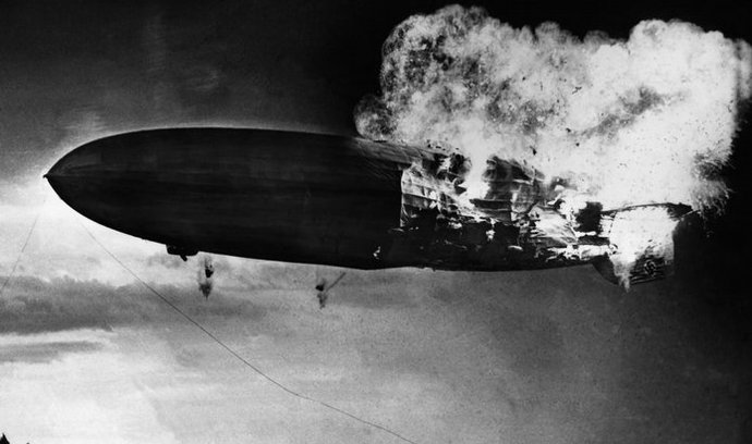 "Před 75 lety havaroval ""Titanic nebes"", vzducholoď Hindenburg"