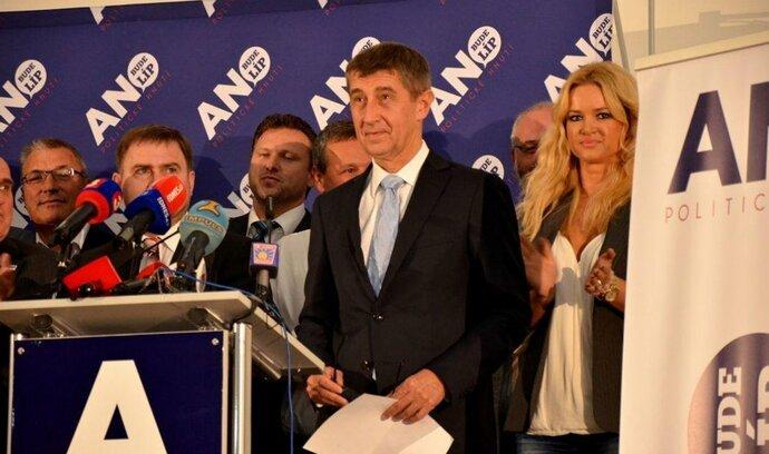E15.cz online: Babiš chce vládu ČSSD a KDU-ČSL, kterou by ANO tolerovalo