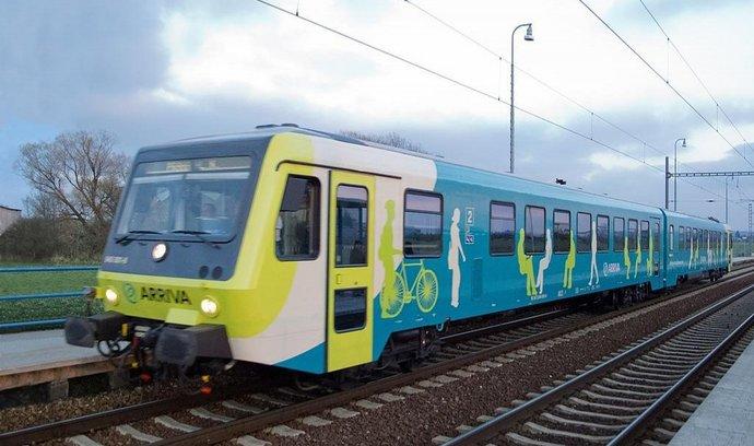 Arriva riskne vlakovou linku Praha - Kralupy bez dotací