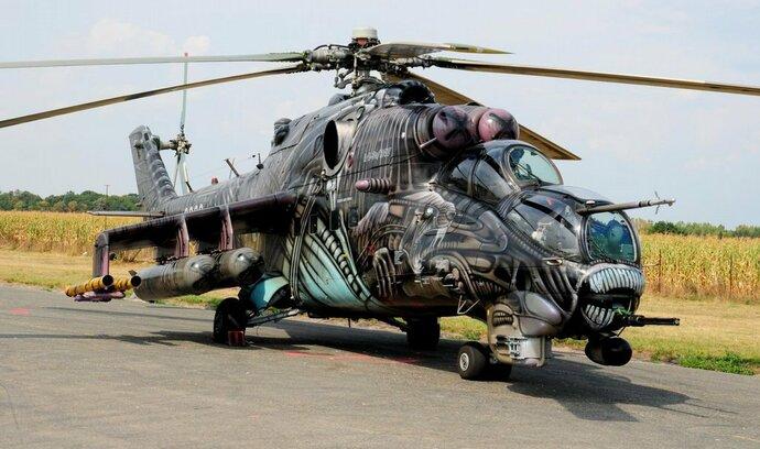 Armáda zaplatí za opravy vrtulníků více, chce navýšit rozpočet o 232 milionů
