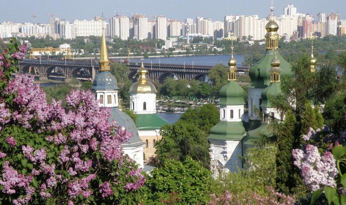 Ukrajina se kvůli pádu hřivny stala zajímavou turistickou destinací