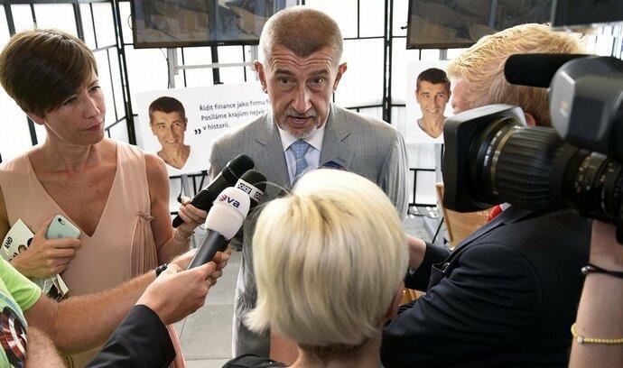 Martin Čaban: Pravá jména Andreje Babiše