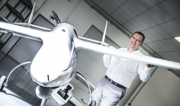 Výrobce bezpilotních letadel Primoco UAV vstupuje na pražskou burzu