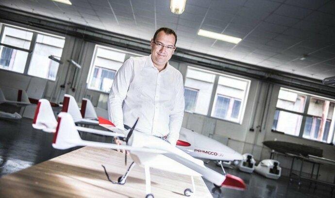 Český víceúčelový dron Primoco se výrazně prosazuje v zahraničí