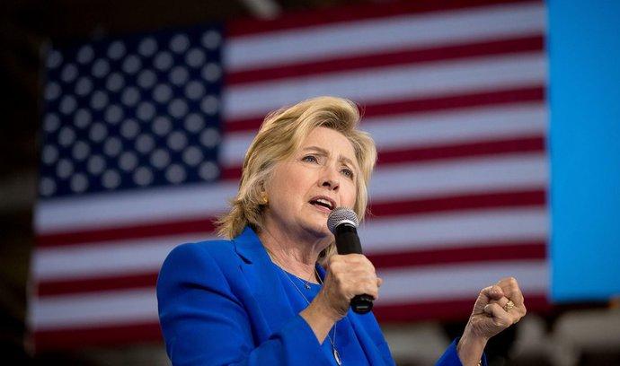 Uhlí v amerických volbách: Clintonová chce doly proměnit v průmyslové parky