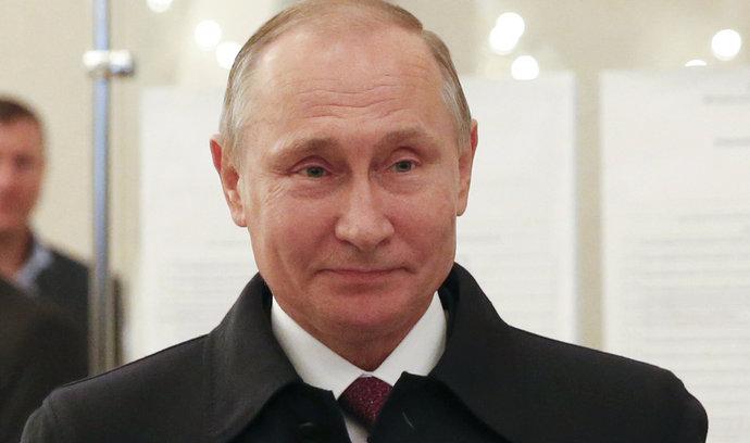 Putin překvapil: Rusko nikoho nevyhostí