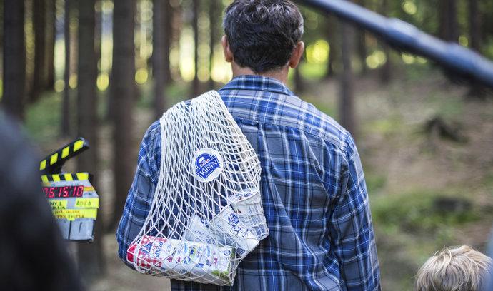 Kunín stloukl s mlékem i kampaň