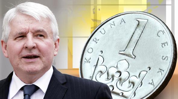 Zrychlená inflace uspíší konec intervencí ČNB, míní analytici