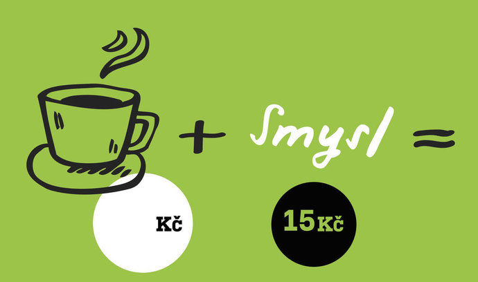 Smysluplná káva, smysluplná kampaň