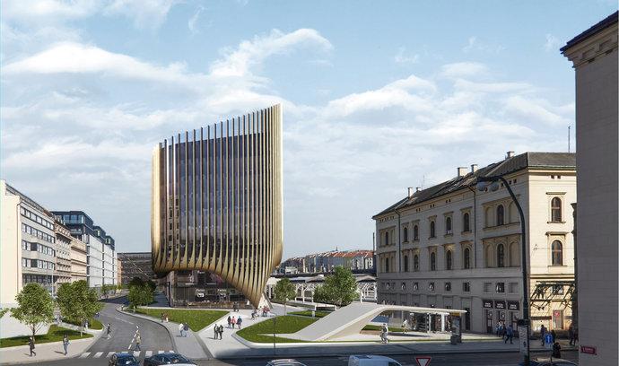 Projekt Penty u Masaryčky nabere zpoždění, magistrát žene plánovanou čtvrť do procesu EIA