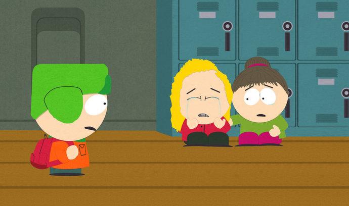 South Park je na obrazovkách 20 let. V Česku si lze terče satiry dobře představit, říká dabér Cartmana