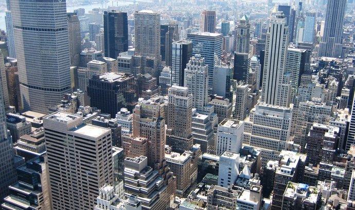 New York jako na dlani. Podívejte se na les mrakodrapů z výšky čtvrt kilometru