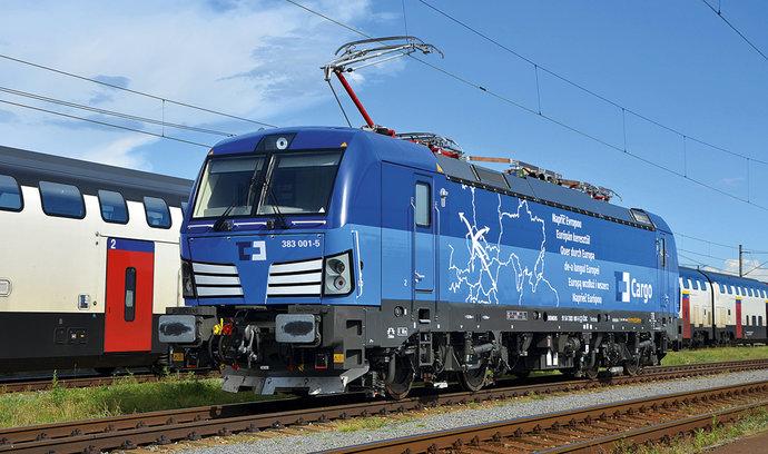 ČD Cargo nakoupí nové lokomotivy, chce s nimi expandovat do zahraničí