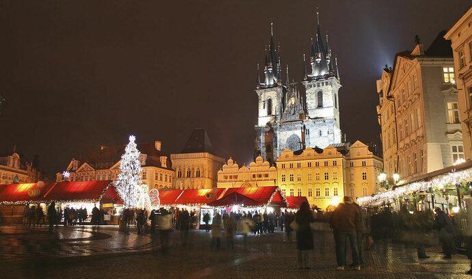 Pražské vánoční trhy bude znovu pořádat Taiko, pronájem ji vyjde na čtyři miliony ročně