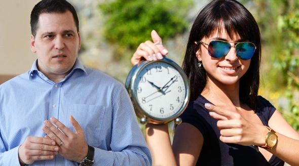 Michal Skořepa: Letní čas má hodnotu minuty práce ročně