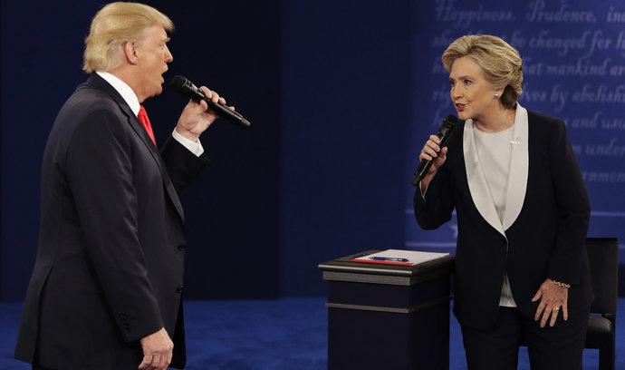Hillary a Donald v bludišti volebního marketingu