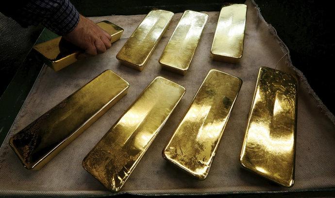 KLDR odpálila nejen raketu, ale i růst ceny zlata. Ta se vyšplhala na roční maximum