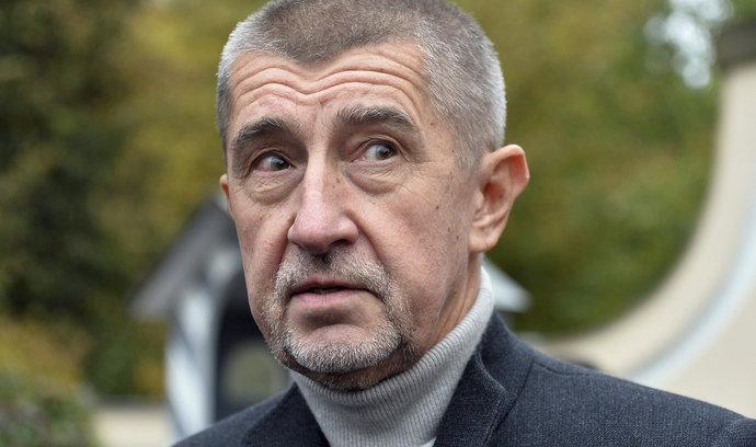 Babiš: Ťok z vlády nepůjde, ČSSD ho chce odstranit kvůli svým kšeftům