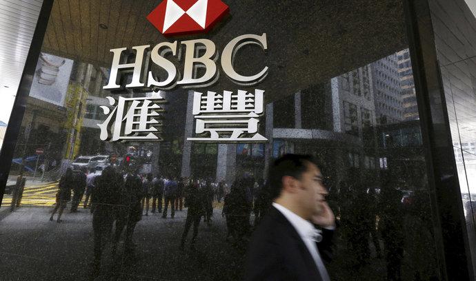 HSBC dostala ve Spojených státech miliardovou pokutu za manipulace na devizovém trhu