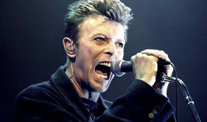 Bowie, jak ho neznáme. Podívejte se na jeho obrazy
