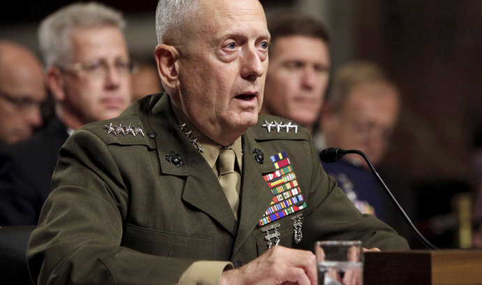 Nemáme zájem válčit se Severní Koreou, řekl americký ministr obrany