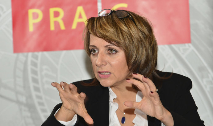 Zápisník Arsena Lazareviče: Praha parlamentní