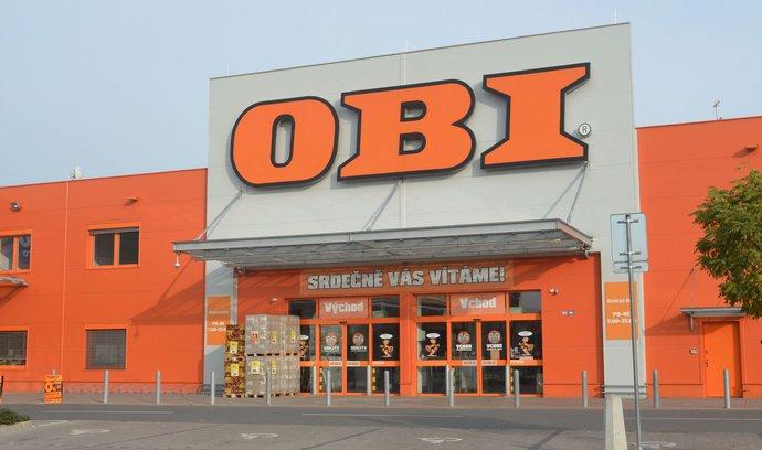 Hobbymarketům OBI se v Česku daří, řetězec výrazně zvýšil tržby i zisk
