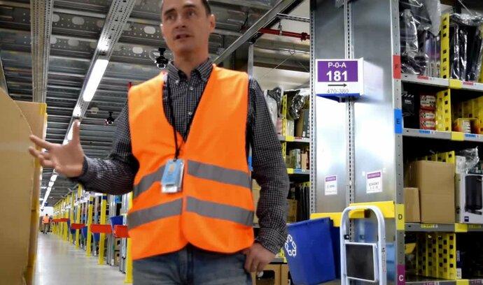 Amazon zprovozní svůj sklad i na Slovensku, chce to stihnout ještě letos