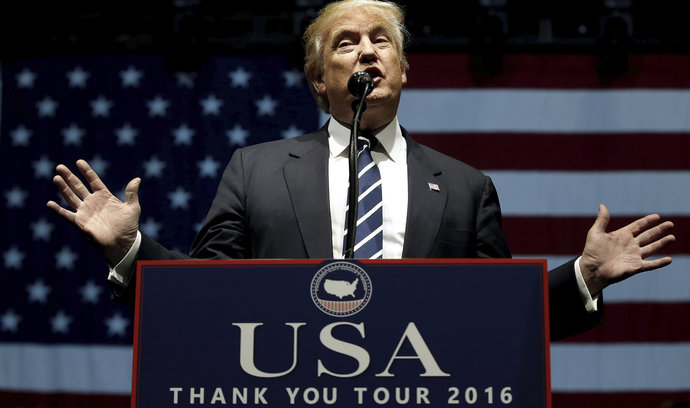 Trump: Za hackerskými útoky nemuselo stát Rusko, mám informace