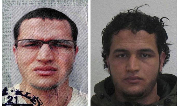 Německá policie zatkla čtyři osoby, byly v kontaktu s podezřelým Tunisanem