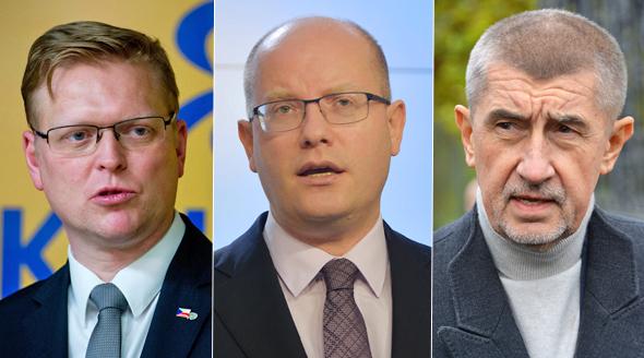 Ve stranách se chystá boj o místa na kandidátkách. Kdo si urve posty?