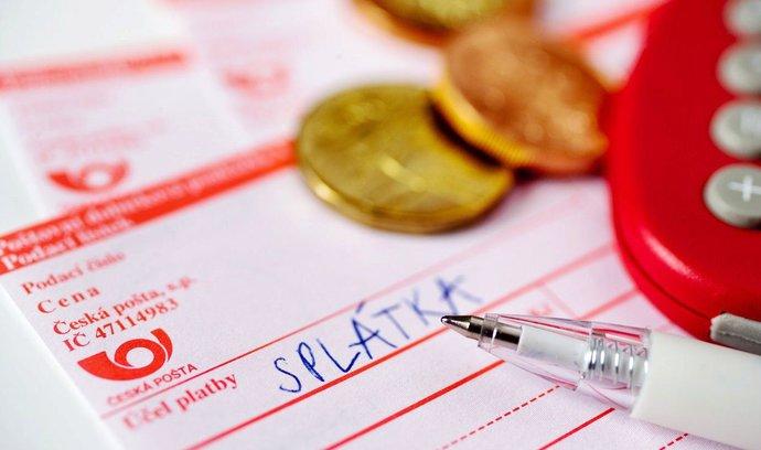 Bankovní produkty rádi využíváme, často ale máme závazky po splatnosti