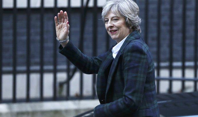 Takže brexit natvrdo. Premiérka Mayová odmítá polovičatá řešení