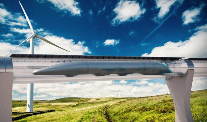 Hyperloop propojí východní pobřeží USA, Elon Musk dostal souhlas k výstavbě