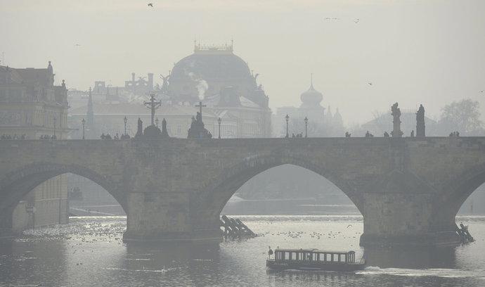 Česko musí urychleně vyčistit vzduch, jinak přijde žaloba, varuje Brusel