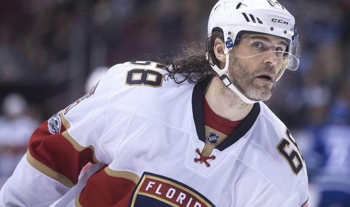 Sázkové kanceláře se těší, jak vydělají na euforii z Jágrova pokračování v NHL