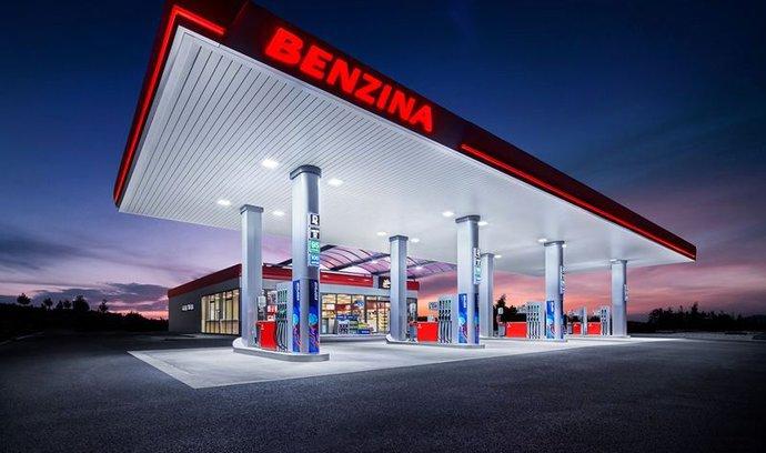 Benzina chce do příštího roku investovat miliardu, bude stavět samoobslužné stanice