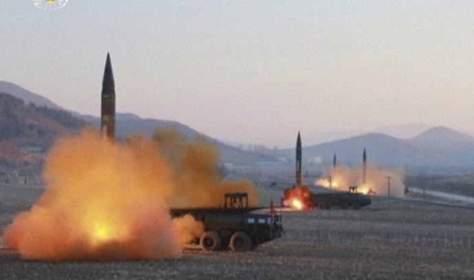 Tillerson varuje Čínu: USA zasáhnou proti KLDR samostatně, pokud se s námi nezkoordinujete