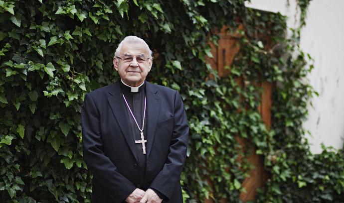 Zemřel kardinál Miloslav Vlk, bylo mu 84 let